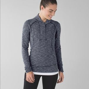 NWT Lululemon Think Fast Pullover